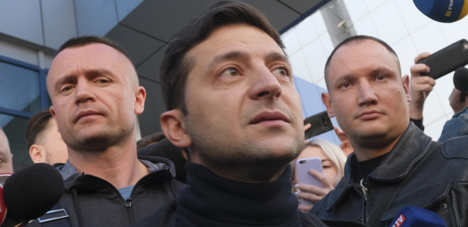 Колишній охоронець Палиці та Коломойського став начальником Служби безпеки Президента