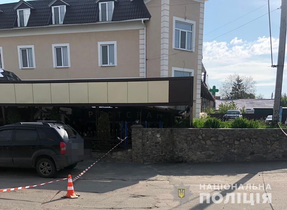 На Київщині ввели спецоперацію «Сирена»: невідомий вбив заступника начальника відділення поліції
