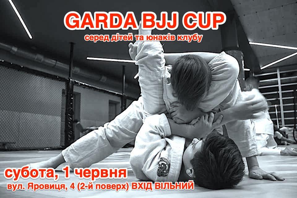 У Луцьку відбудуться змагання з джиу-джитсу серед дітей