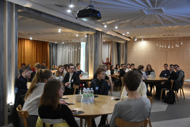У Луцьку відбулася міжнародна інтелектуальна гра з нагоди Дня Європи