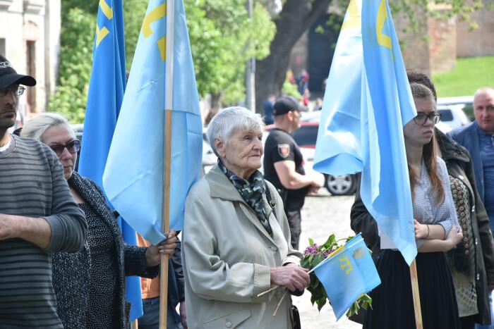 У Луцьку вшанували пам'ять жертв геноциду кримськотатарського народу