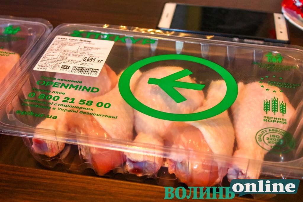 Особливі «літні» страви з курятини*