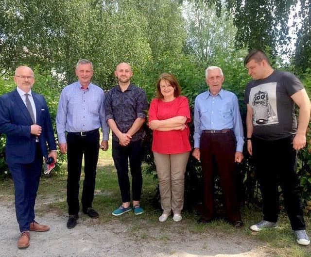 У волинських селах поляки збирали свідчення про події Другої світової війни