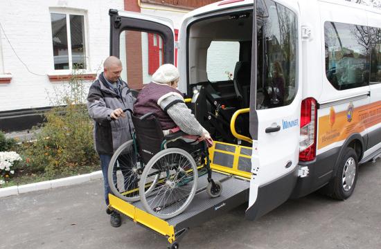 Малі міста Волині отримають авто для перевезення осіб із інвалідністю