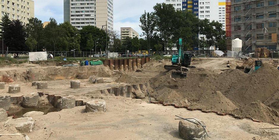 У центрі Берліна знайшли стокілограмову бомбу часів Другої світової війни