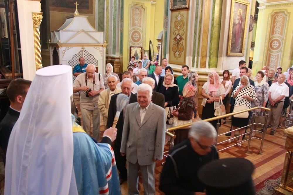 У Луцьку відбудеться молебень з нагоди професійного свята працівників засобів масової інформації