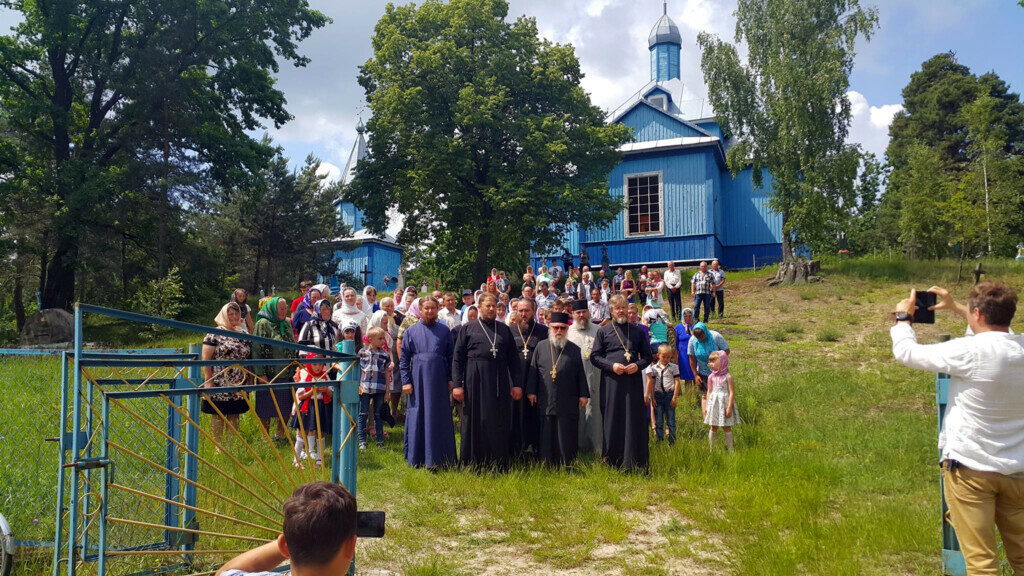 На Волині до УПЦ МП приїхав священик з Кіпрської Церкви