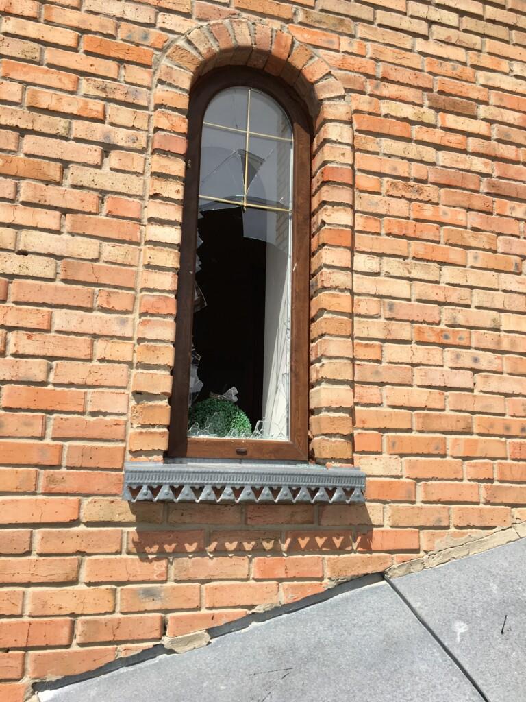 Біля Луцька пограбували храм