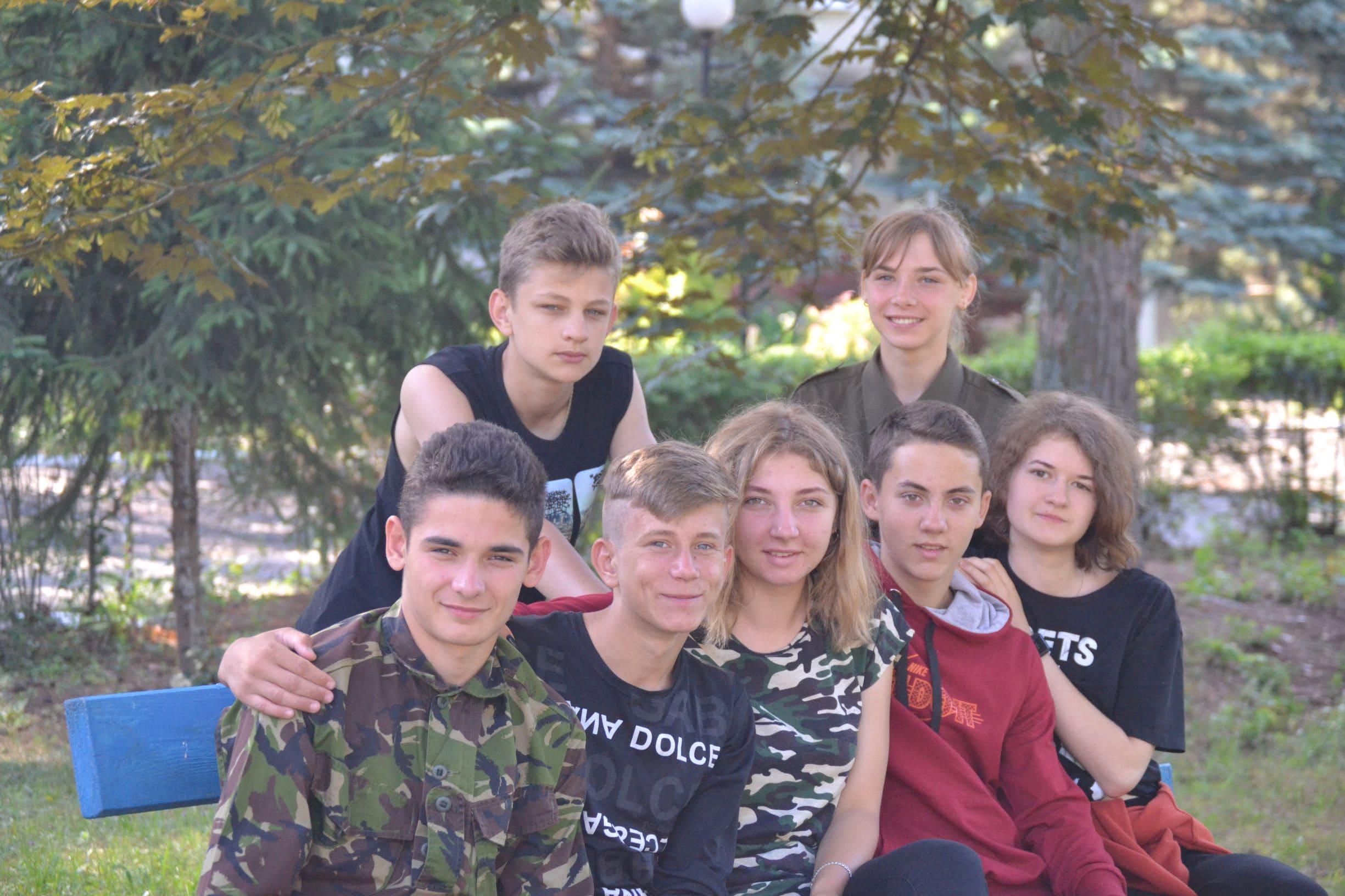 На Волині відбувся молодіжний освітній табір. ФОТО