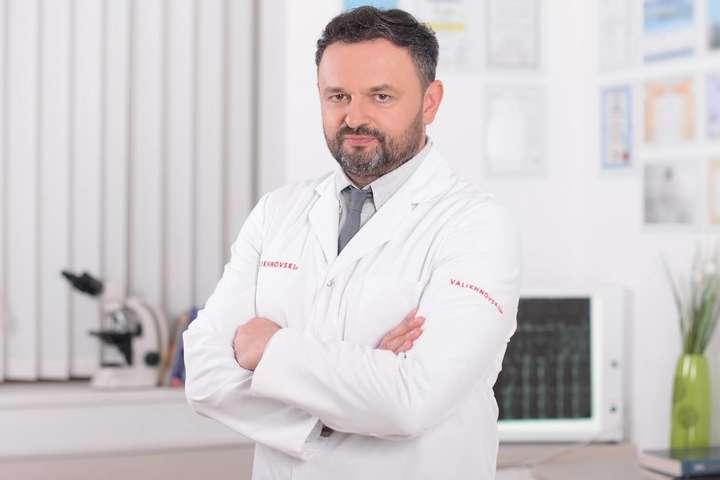 До Луцька приїде відомий хірург Ростислав Валіхновський