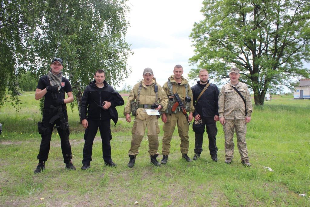 На Волині бійці підрозділу територіальної оборони вдосконалюють бойові навички. ФОТО