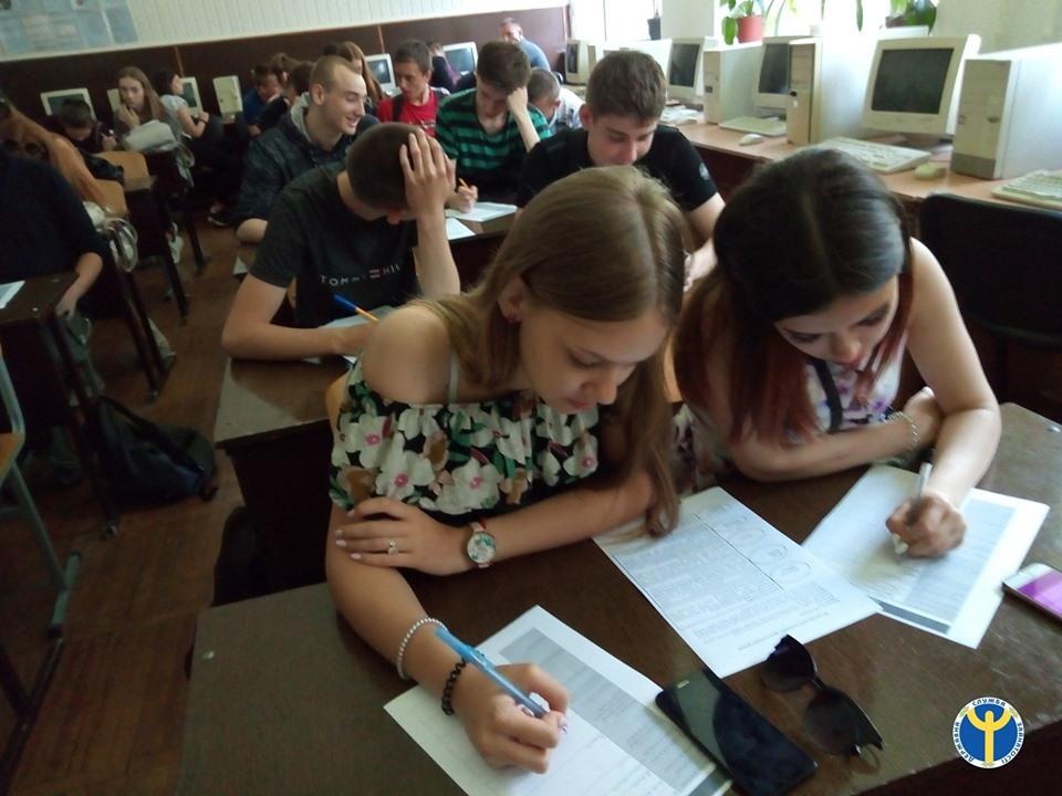 Студентів у Луцьку навчали, як правильно писати резюме