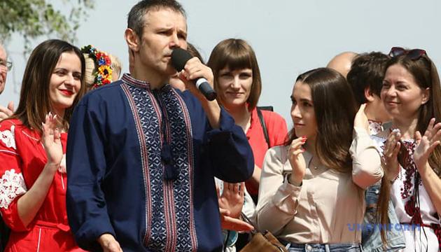 Вакарчук розповів, хто фінансово підтримує партію «Голос»