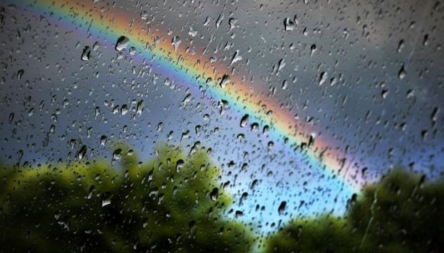 Дощі та грози до вихідних дещо вгамують спеку