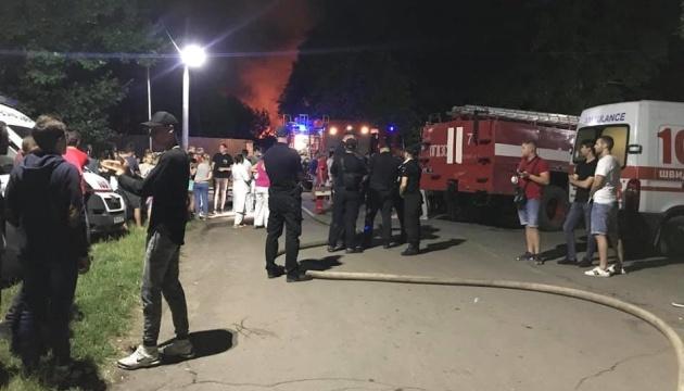 Пожежа в Одесі забрала шість життів