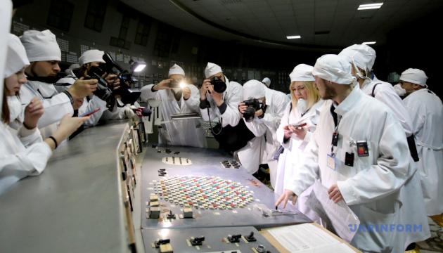 Туристичний потік до Чорнобильської зони за 5 місяців зріс майже на 40 %