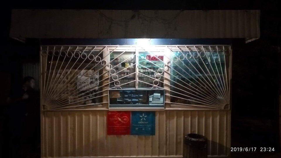 У Луцьку виявили ще один магазин, де продавали алкоголь в заборонений час