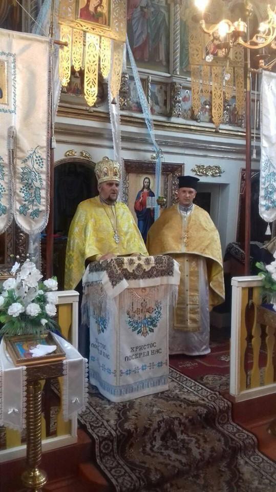 У волинському селі, яке перейшло до ПЦУ представили нового священика
