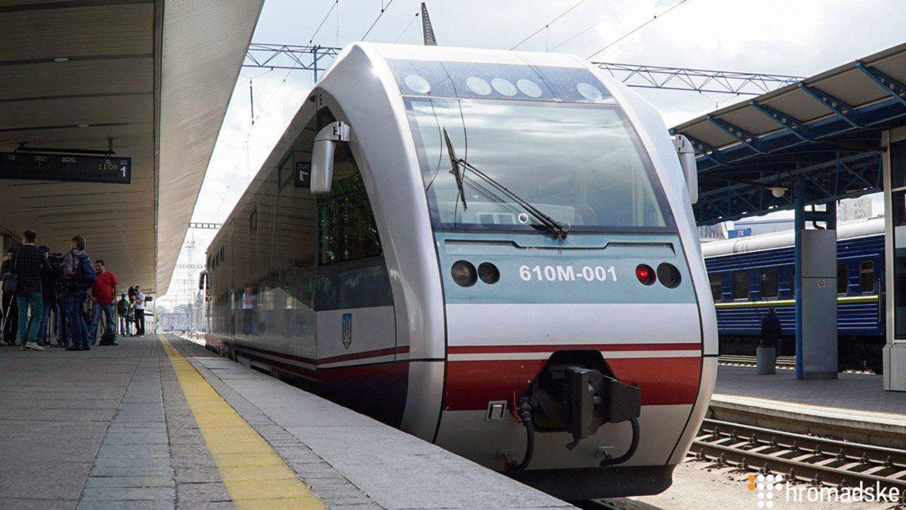 Скасовують потяг, яким волиняни їздили до Польщі