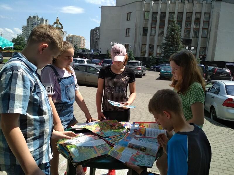 У Луцьку запрошують у літні читальні зали
