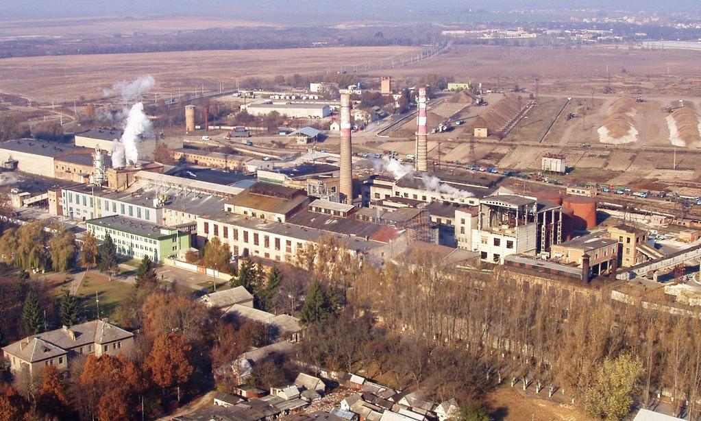 Гнідавский цукровий завод збирає робочу групу із подолання причин смороду у Луцьку
