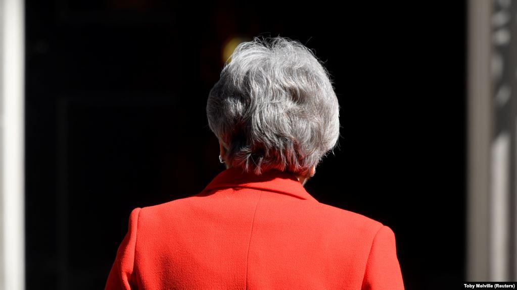 Прем'єр-міністр Великої Британії оголосила про свою відставку. ВІДЕО