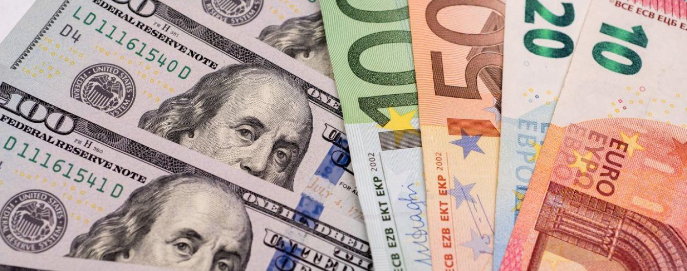 Курс валют на 6 червня: долар і євро впали в ціні