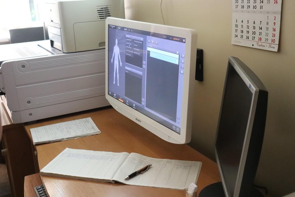 У місті на Волині встановили цифровий рентген-апарат. ФОТО