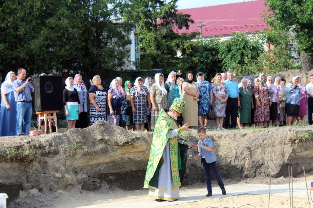 На Волині будуватимуть ще один храм УПЦ МП