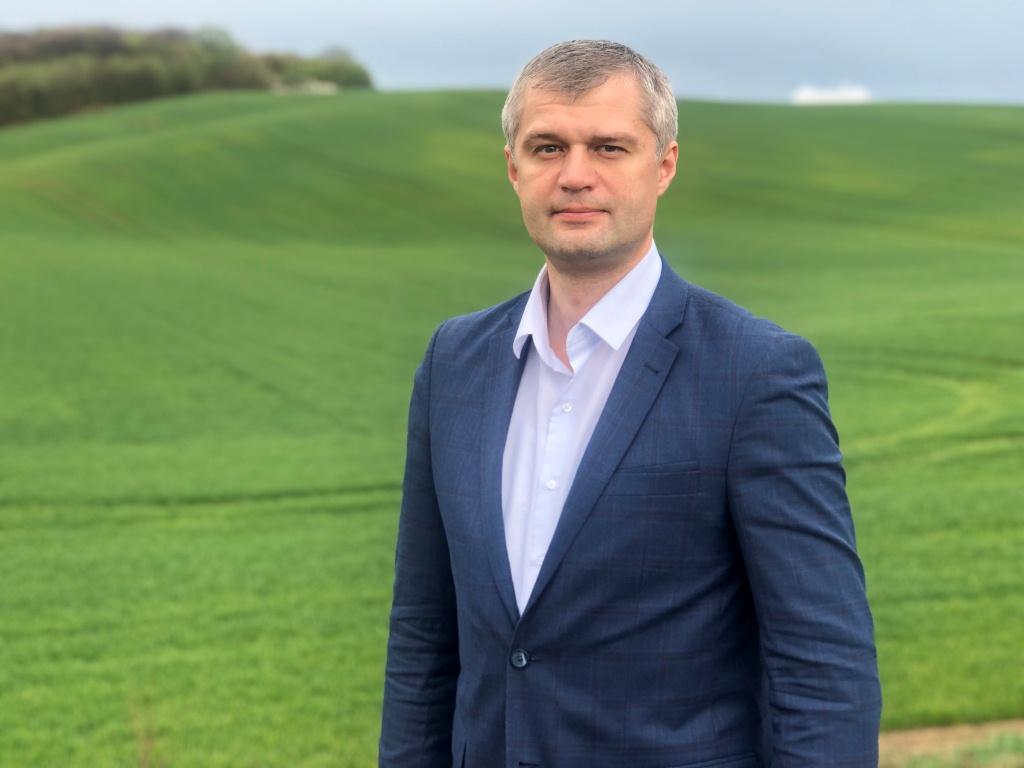 Вячеслав Рубльов – кандидат у нардепи в 20 окрузі*