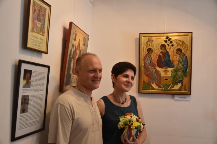 У Луцьку відкрили виставку іконопису. ФОТО