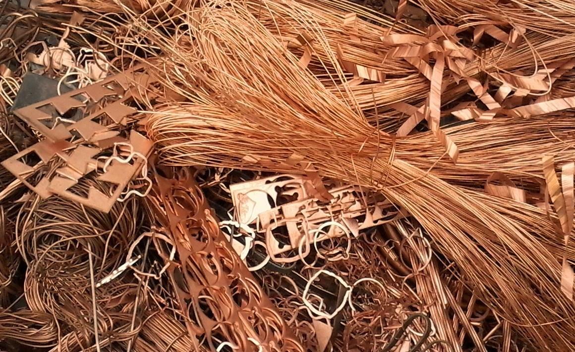 Волинські митники вилучили на «Ягодині» брухт міді на понад 1,6 мільйона гривень