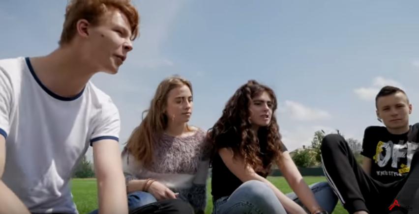 На Волині випускники створили оригінальний кліп-прощання зі школою. ВІДЕО