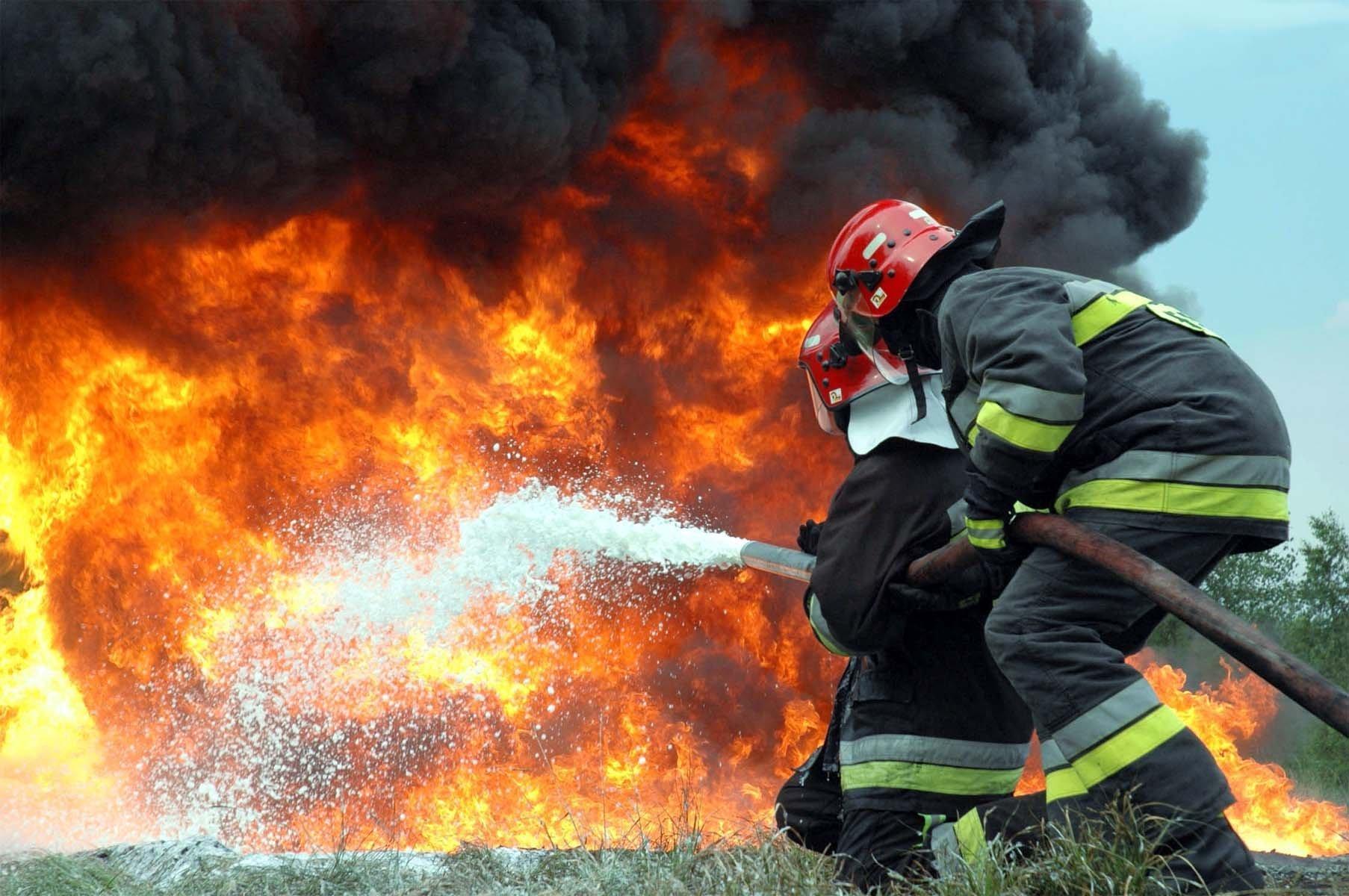 За минулий тиждень на Волині ліквідували 17 пожеж