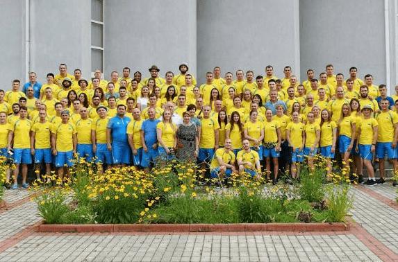 Шестеро волинян здобули перемогу на Європейських іграх