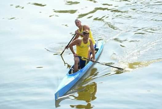 Волинські веслувальники здобули «срібло» на Європейських іграх