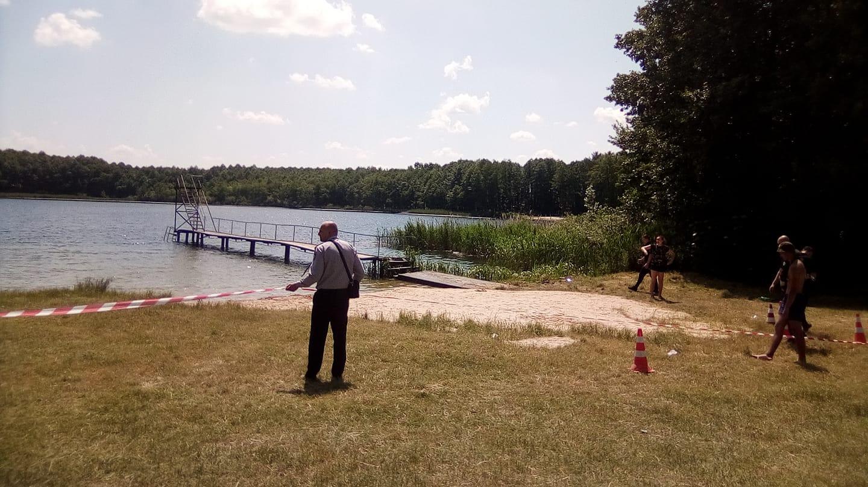 У Турійському районі на березі озера знайшли артилерійський снаряд
