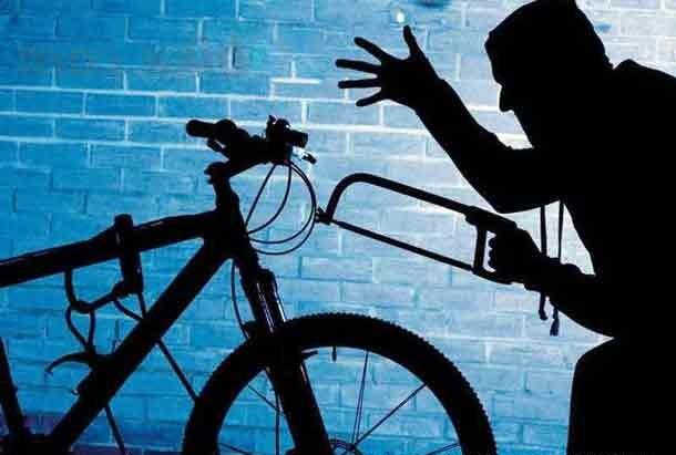 За добу поліція розкрила три велосипедних крадіжки