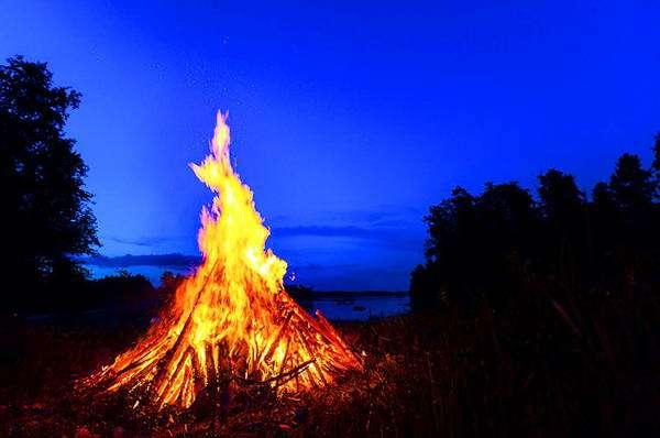 Волинян просять не легковажити у спеку з вогнем