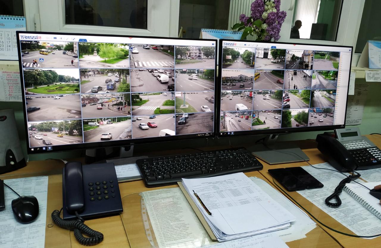 Безпечне місто: у Луцьку використають інтелектуальні технології для громадської безпеки