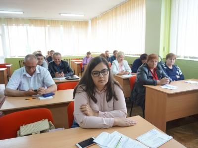 Волинських старост навчали спілкуванню з громадами