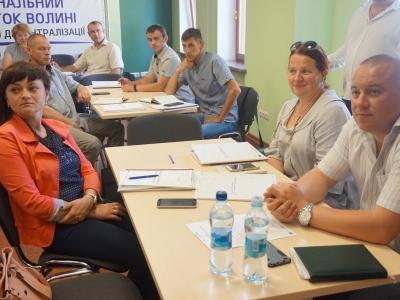 Волинським громадам розповіли, як користуватись системою «Prozorro»
