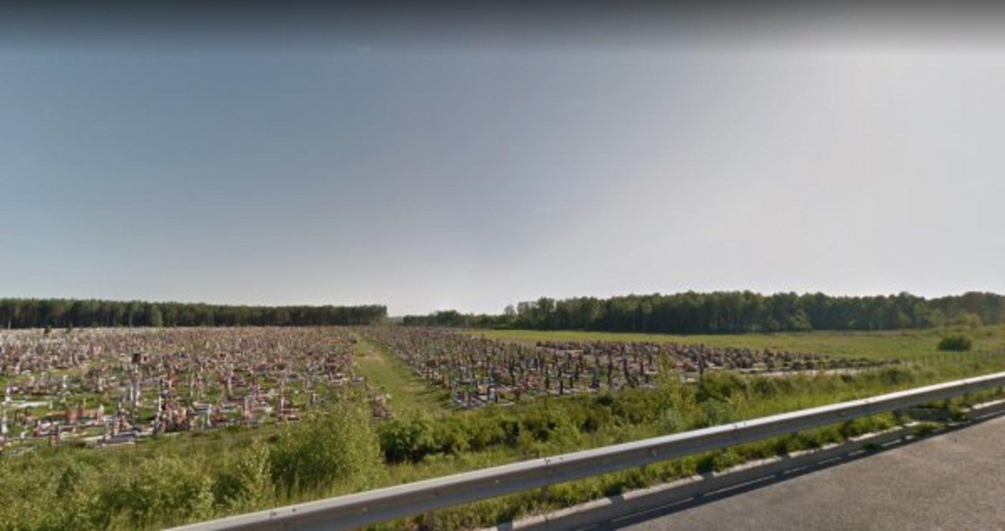 У місті на Волині розширять межі кладовища