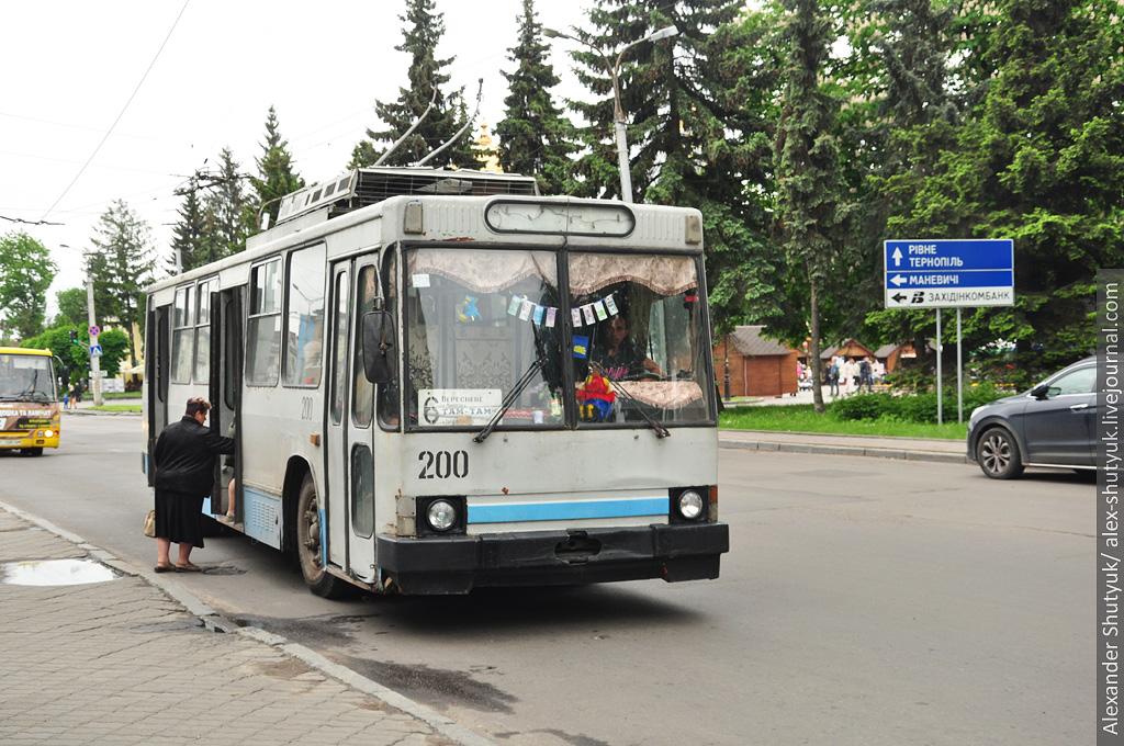 У Луцьку може зрости вартість проїзду у тролейбусах