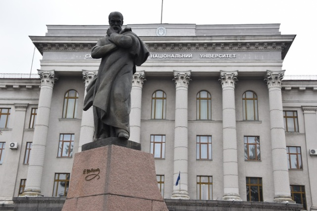 СНУ імені Лесі Українки – у сотні найкращих університетів України