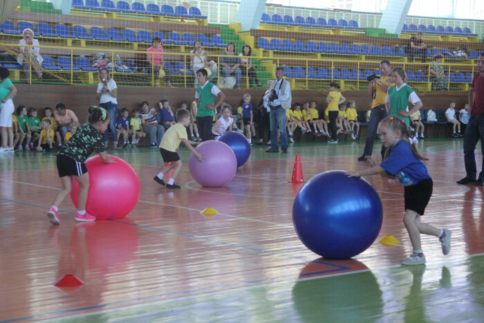 У Луцьку серед вихованців закладів дошкільної освіти проведуть Фестиваль спорту. ФОТО