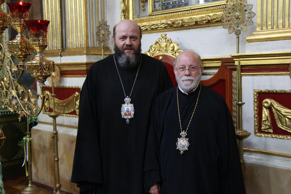 На Волинь прибув митрополит Анейський Макарій