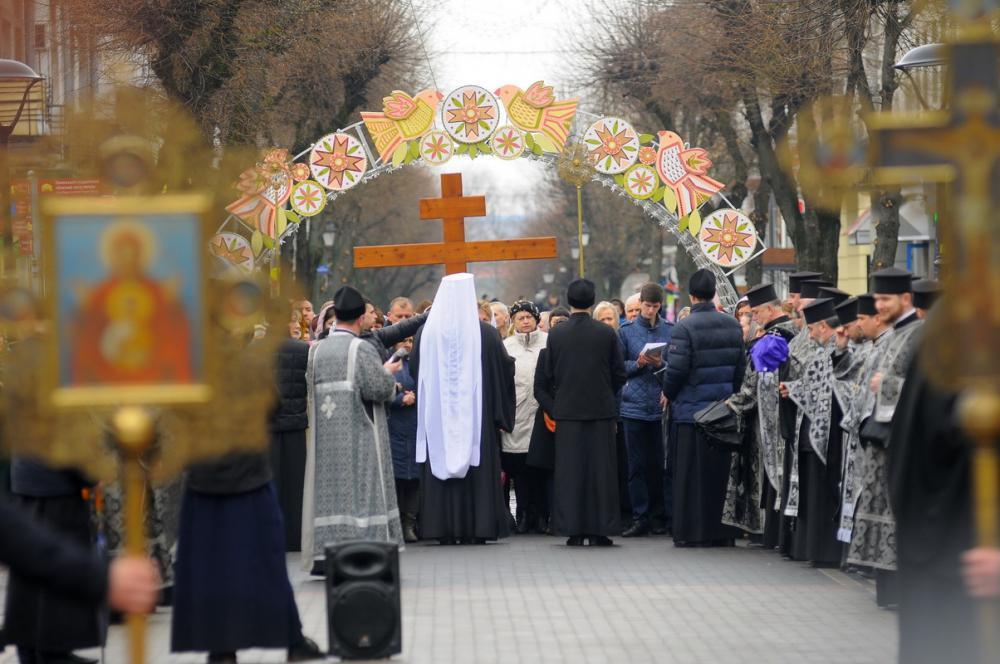 У Луцьку запрошують на хресну ходу, присвячену пам'яті жертв НКВД