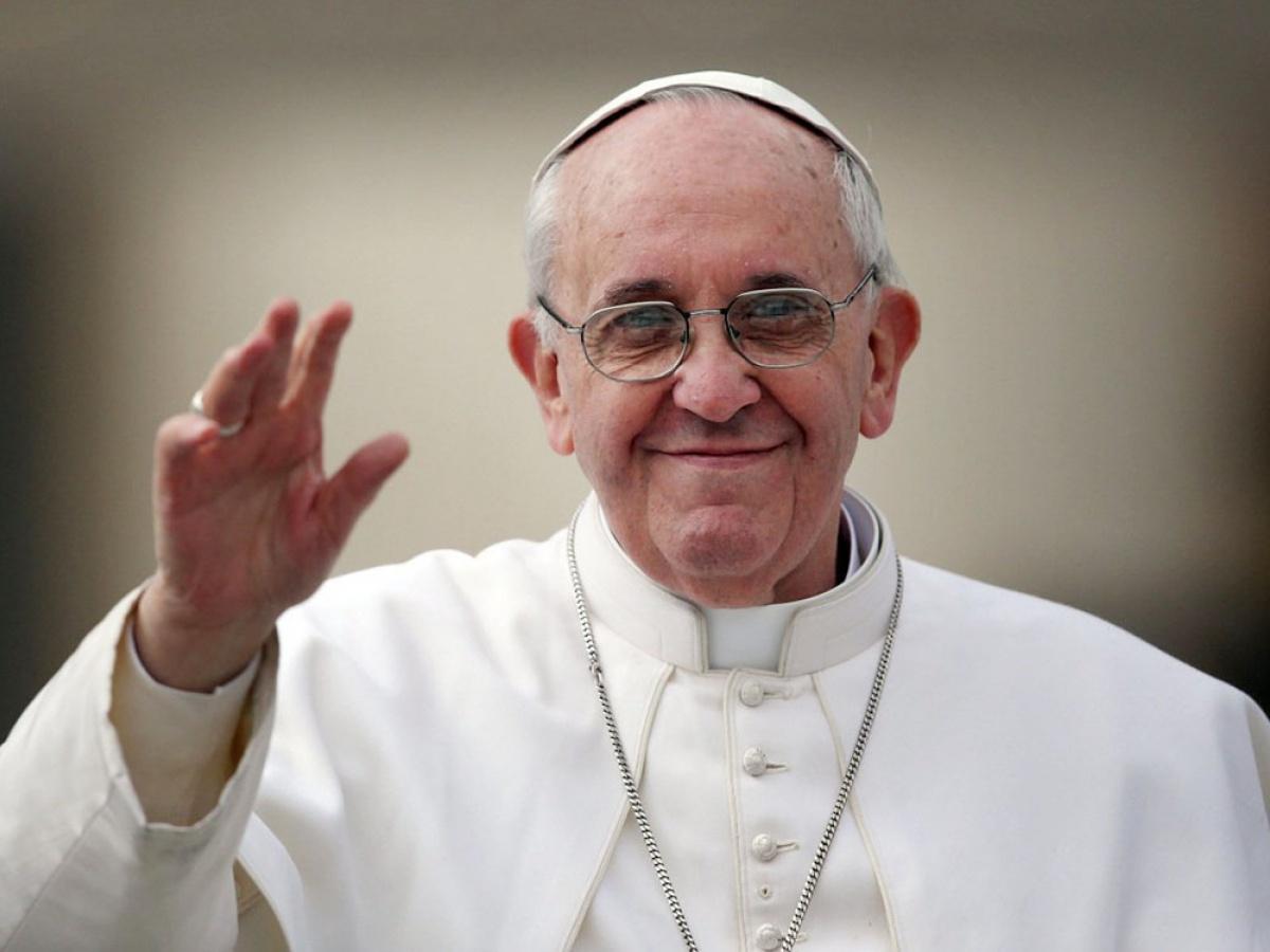 Папа Римський змінив текст молитви «Отче наш»