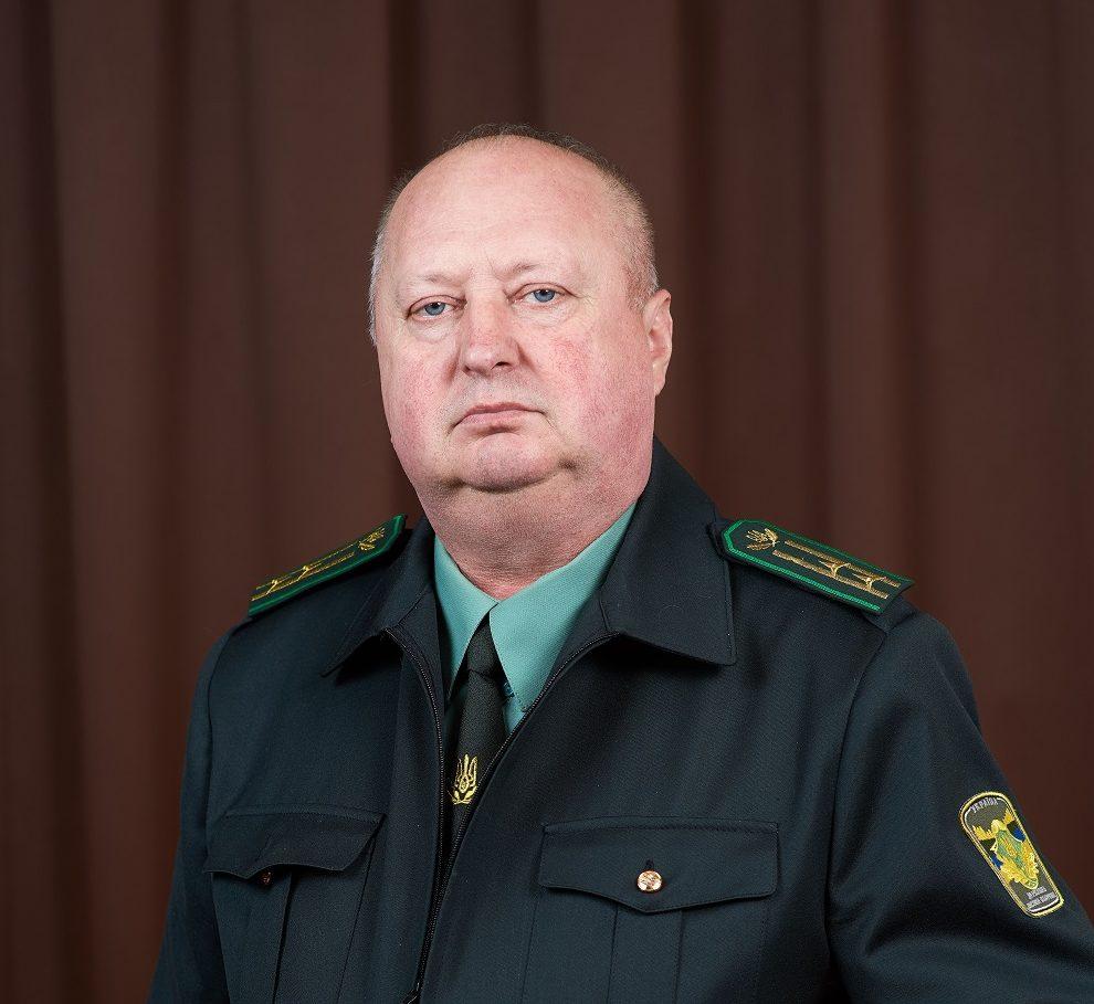 Волинського лісівника нагородили почесною відзнакою